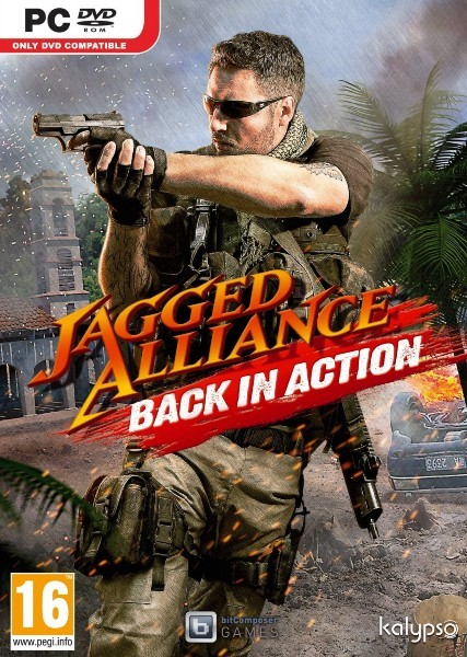 Jagged Alliance - Back in Action (2012/ENG/DE/Demo)