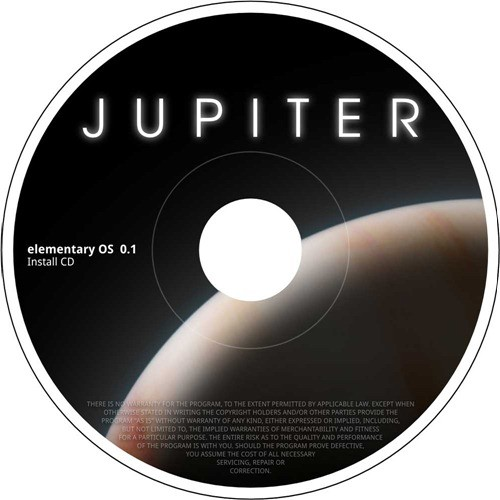 Elementary OS v0.1 Jupiter (based on Ubuntu 10.10)