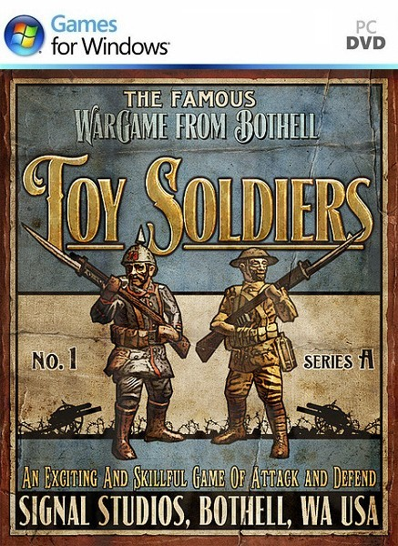 Toy Soldiers + 2 DLC (2012/ENG/Multi5/RePack by SEYTER)
