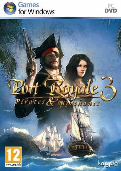 Port Royale 3: Pirates & Merchants (2012/DE)