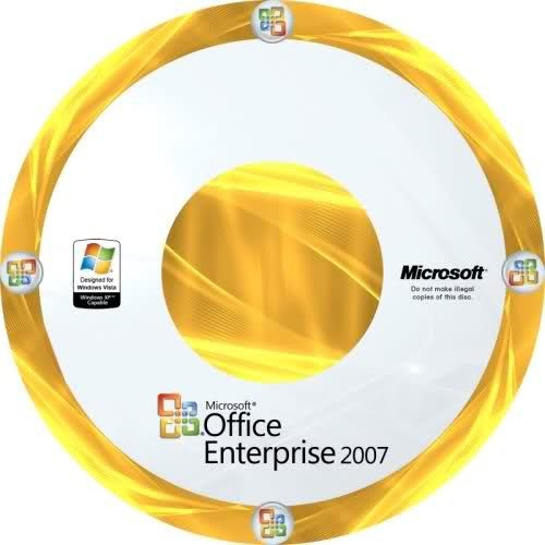 Microsoft Office Enterprise 2007 + Visio Pro + Project Professional + Share ...
