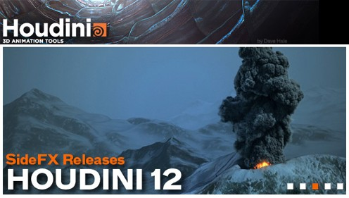 SideFX Houdini Master v12.0.572 (X32-X64) Windows