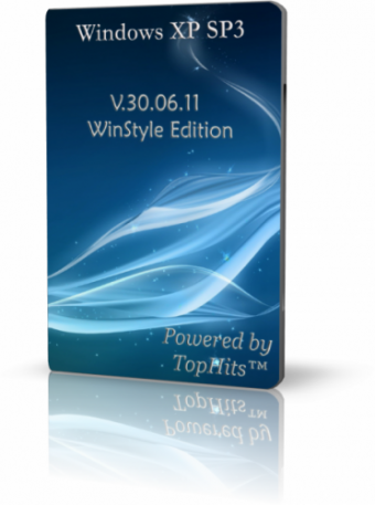 Windows XP SP3 TopHits V.30.06.11 WinStyle Edition