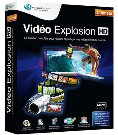 Avanquest Video Explosion Ultimate 7.6.0 ENG