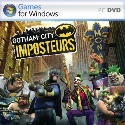 Gotham City Impostors (2012/Multi5)