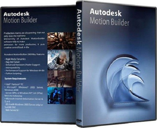 Autodesk Motionbuilder V2013 Win32/Win64