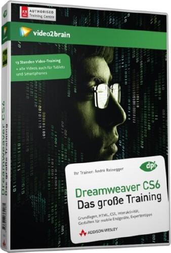 Video2brain Dreamweaver CS6 - The Great Training