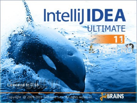 JetBrains IntelliJ IDEA v11.1.2 Ultimate Edition
