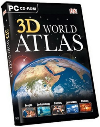 ATLAS 3D World Data