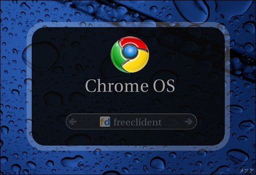 ChromeOS Vanilla Version 0.14.700.r7