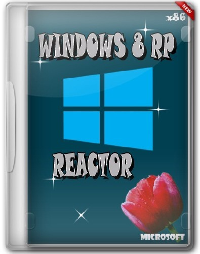 Windows 8 RP Reactor (2012/Rus)