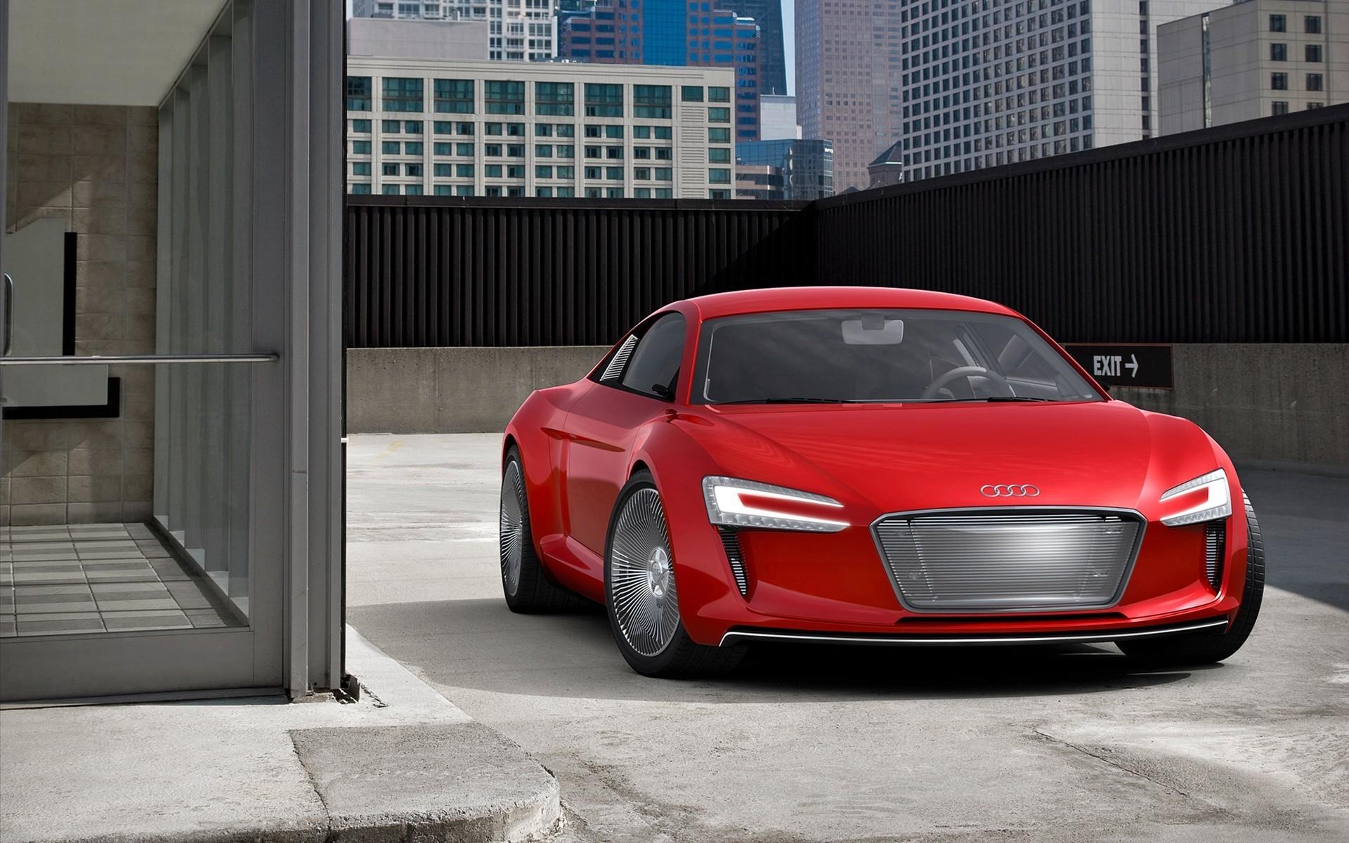 Коллекция автомобилей Audi