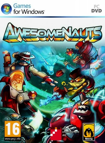 Awesomenauts (2012/ENG/Repack by VANSIK)