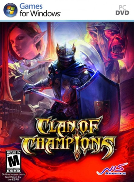 Clan of Champions (2012/ENG/RePack by WildDeer)