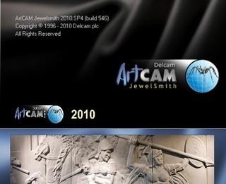 ArtCAM 2010 SP4 [русский]