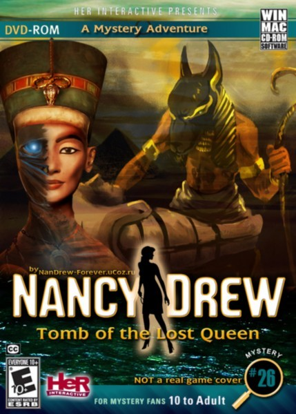 Nancy Drew: Tomb of the Lost Queen (2012/ENG)