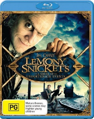 Лемони Сникет: 33 несчастья / Lemony Snickets A Series of Unfortunate Events (2004) HDRip