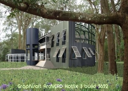 Graphisoft ArchiCAD 15 Hotfix 3 build 3632