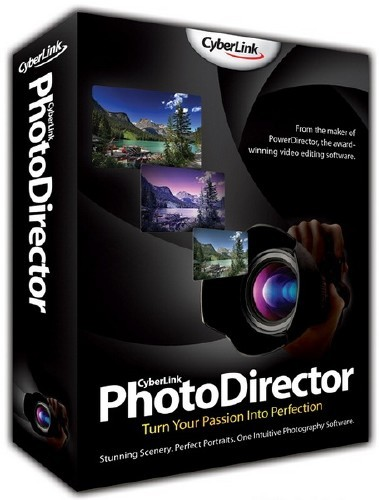 CyberLink PhotoDirector 3.0.2719 + Rus