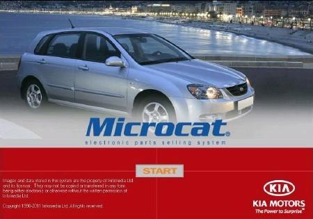Microcat KIA [ v.2011.4.0.2, Multi + RUS, 2011/06 ]