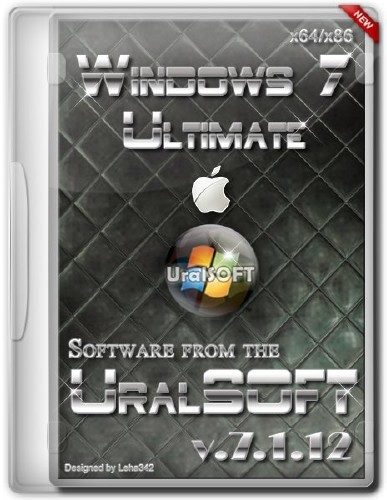 Windows 7 x86 x64 UralSOFT Ultimate v.7.1.12 (RUS/2012)