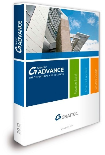 Graitec Advance Suite 2012 SP1 (2012/RUS/ENG)
