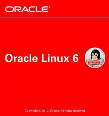 Oracle Linux 6.3 Server [i386 + x86-64]
