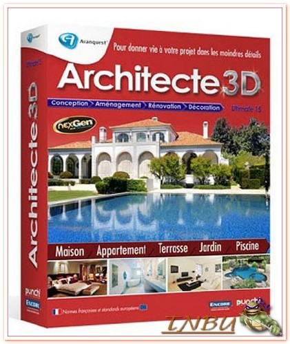 Avanquest-Architecte 3D Ultimate v15.0 2012
