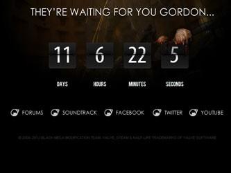 Фанатам Half-Life сказали дату выхода Black Mesa