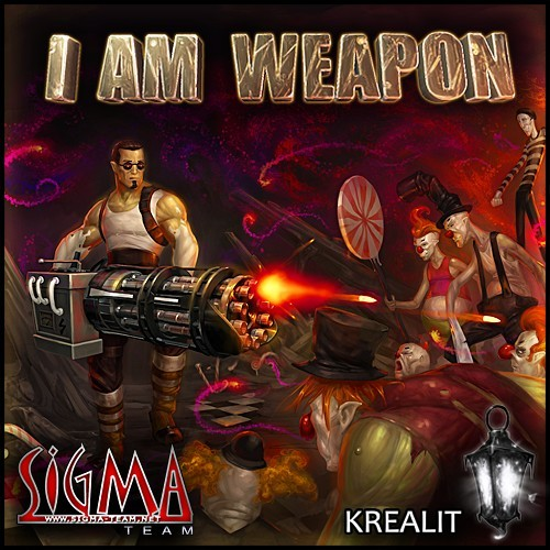 I am weapon (2012/RUS/ENG)