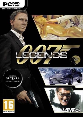 James Bond: 007 Legends (2012/RUS/Repack by WildDeer)