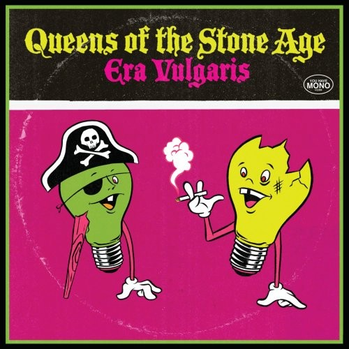 Queens Of The Stone Age - Discography 1998 / 2010