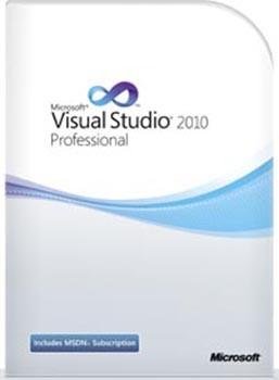 Microsoft Visual Studio Professional 2010 [RUS]