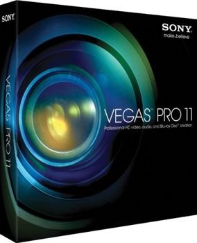 Sony Vegas Pro 11 build 520/521 (x86/x64)