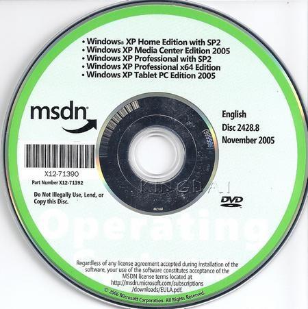 Windows XP All Versions