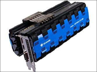 Первая в мире видеокарта GeForce GTX 680 с пассивным охлаждением