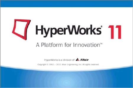 Altair HyperWorks 11.0.0.47