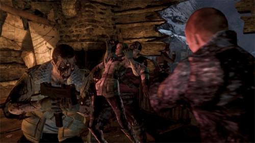 В продажу поступил зомби-экшен Resident Evil 6