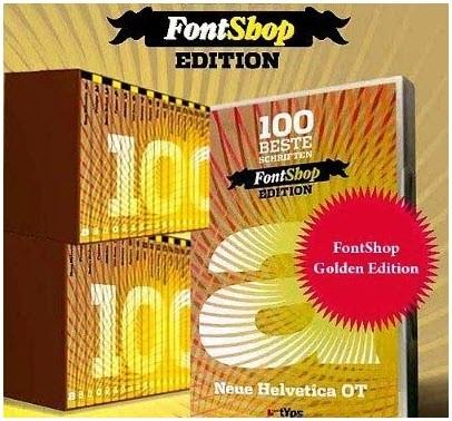 100 Best Ever Fonts - FontShop - reupload