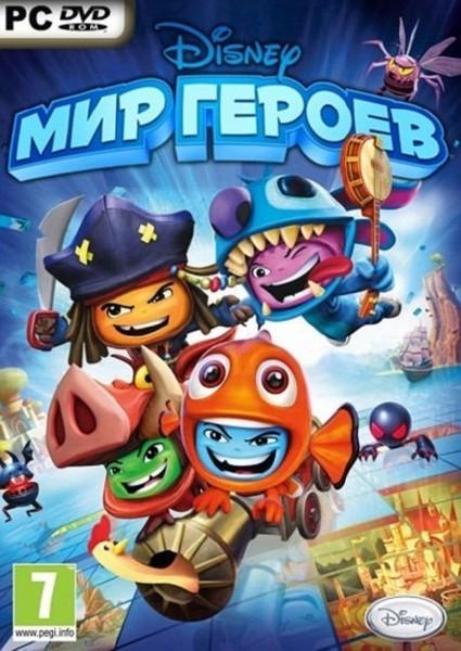 Disney. Мир героев  (2011/RUS/Repack R.G. Repacker's)