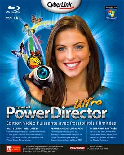 CyberLink PowerDirector 11 Ultra 11.0.0.2321 (2012/Multi)
