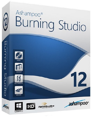 Ashampoo Burning Studio 12.0.3.8 Final