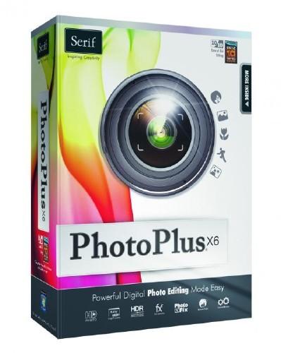 Serif PhotoPlus X6 16.0.1.29 2012 Retail