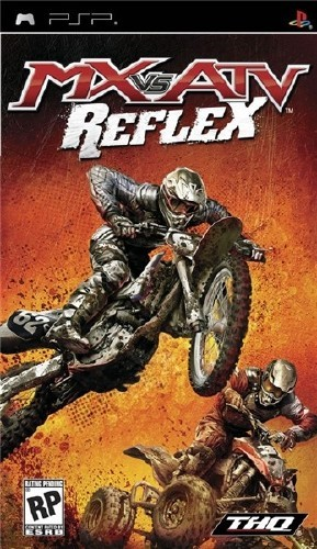 MX vs ATV Reflex (ENG/PSP)