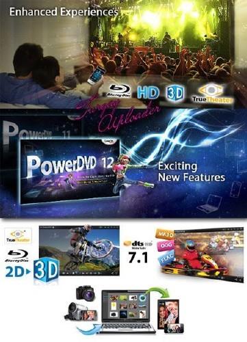 CyberLink PowerDVD Ultra 12.0.1620.54 Multilingual