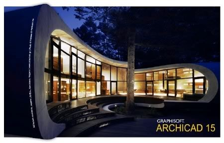 Graphisoft ArchiCAD 15