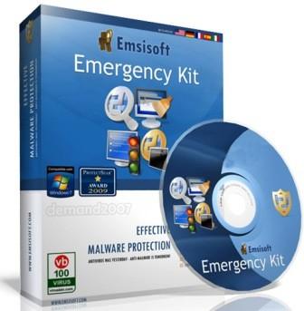 Emsisoft Emergency Kit 1.0.0.25 Portable (05.06.2012)