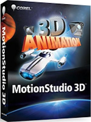Corel MotionStudio 3D 1.0.0.252 (x32/x64)