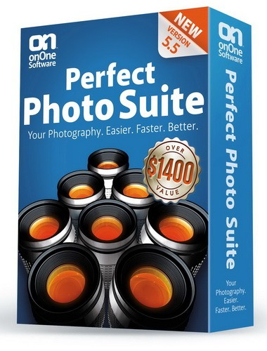 OnOne Perfect Photo Suite 5.5.4 x86/x64 ISO Win