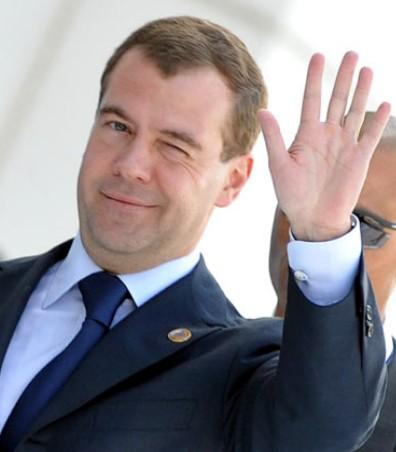 в Омск приедет премьер-министр России Дмитрий Медведев